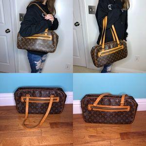 Louis Vuitton large shoulder bag